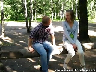 Electronic sexual arousal - Nature arouses teen libido
