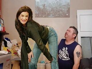 Metacafe teri hatcher sex scene Teri hatcher farts on me