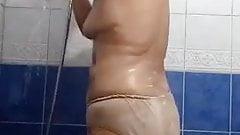 Pinay babcia prysznic 2