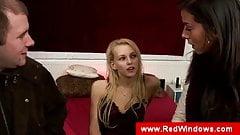 Dutch whore getting paid 200 euros