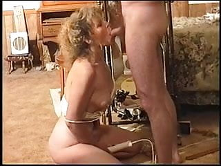 Forced my cock down her She cums with a cock down her throat