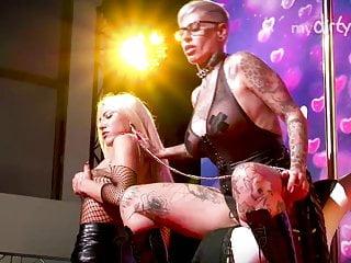 Sex blonde lesbian - Mydirtyhobby - blonde lesbian busty german milfs in public