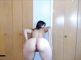 Rachel whites naked Naked white slut twerking and sucking it