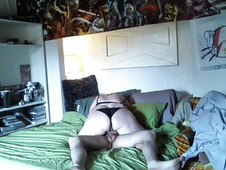 Niggers fucking while women Hotwife fucks bull while hubby is out. part 1