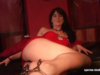 Leoni sexy tea - Spermastudio: cum slut leonie fucks and sucks lots of stiff