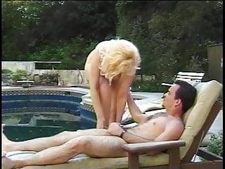 Busty nancy ho - Busty mature ho rides cock