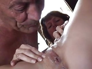 Kandee lick - Bisexual cuckold couple mmf