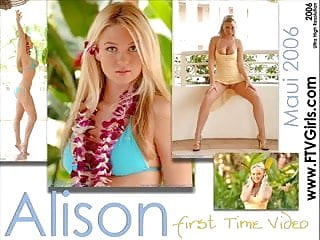 Almost nude girl - Alison almost caught masturbating outdoors