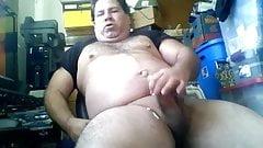 Osito gordo se pajea rico