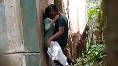 Bengali school girl fuck outdoor by bf