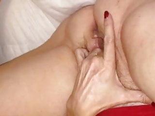 Cum squirting granny I cum