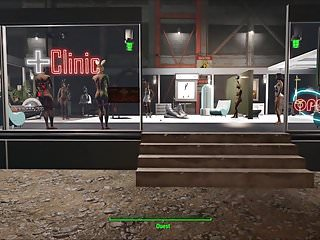 Best ways to cyber sex Fallout 4 cyber sex clinic