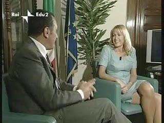 Naked italian tv videos - European tv show double crossed legs