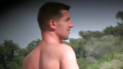 SPYING ON NAKED MEN AT THE NUDIST BEACH VOL 13