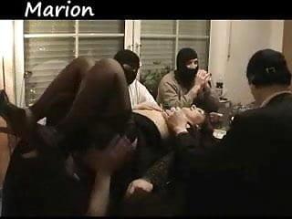 Marion gangbang Marion gang poker amateur gangbang opuntia