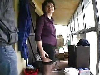 Anal fuck bowels Pierced milf in stockings gaping anal fuck and facial