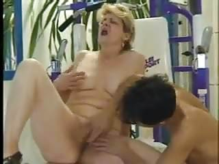 Slut wife personals Older russian slut fucking her personal trainer in the gym3