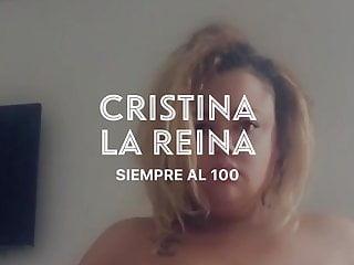 Cristina agulara naked videos - Cristina la reina