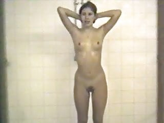 Locker room shower porn - Locker room shower spycam