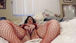 ItsKylieBBW Fat Pussy BBW PAWG Squirts on 12 in BBC Dildo