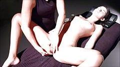 2017.03.28 Ariel - erotic mud massage
