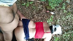 Cousin sister fucked outdoor risky public by ex boyfriend