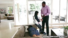 Keisha Grey hammered by massive BBC
