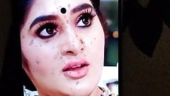 Cum and spit femdom tribute of Shailaja aunty pt1