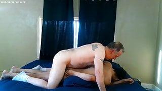 trucker daddy fuks his bf