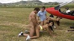 Outdoor sex scenes