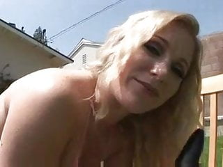 Female orgasm more than normal Blonde milf more than ready and waiting for bbcs