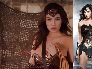 Sex wearing a wonder woman Wonder woman spread her legs and tried anal sex