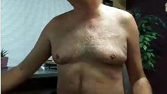 Slut Belly Play and Masturbation