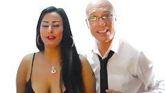 Hot Arab Dance Woman