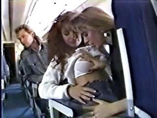Airplane blowjob Blowjob in an airplane