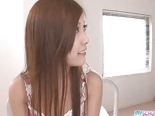 Asian blowjobs thumbnails - Yura in an asian blowjobs porn fucked by two guys