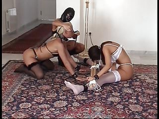 Twink knockout - Fetish concept praesentiert knockout bondage girls