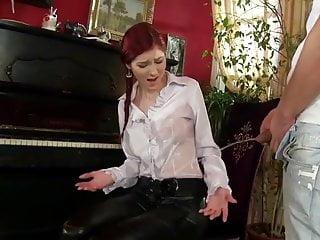 Teacher fucking studets Piano lesson teacher fucking