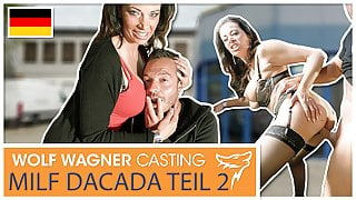 After the fuck, DaCada swallows the goo! wolfwagner.casting