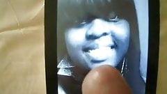 Tribute for ebony babe