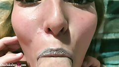 StepSister Blowjob and Passionate Fuck while Parents Work