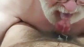 Breastfeeding Grandfather