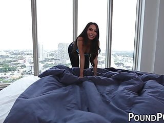 Lela star deep throat tube8 Huge bubble butt girl lela star destroyed in pov