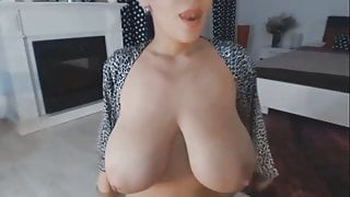 Canadian StepMom With Natural Tits And Ass