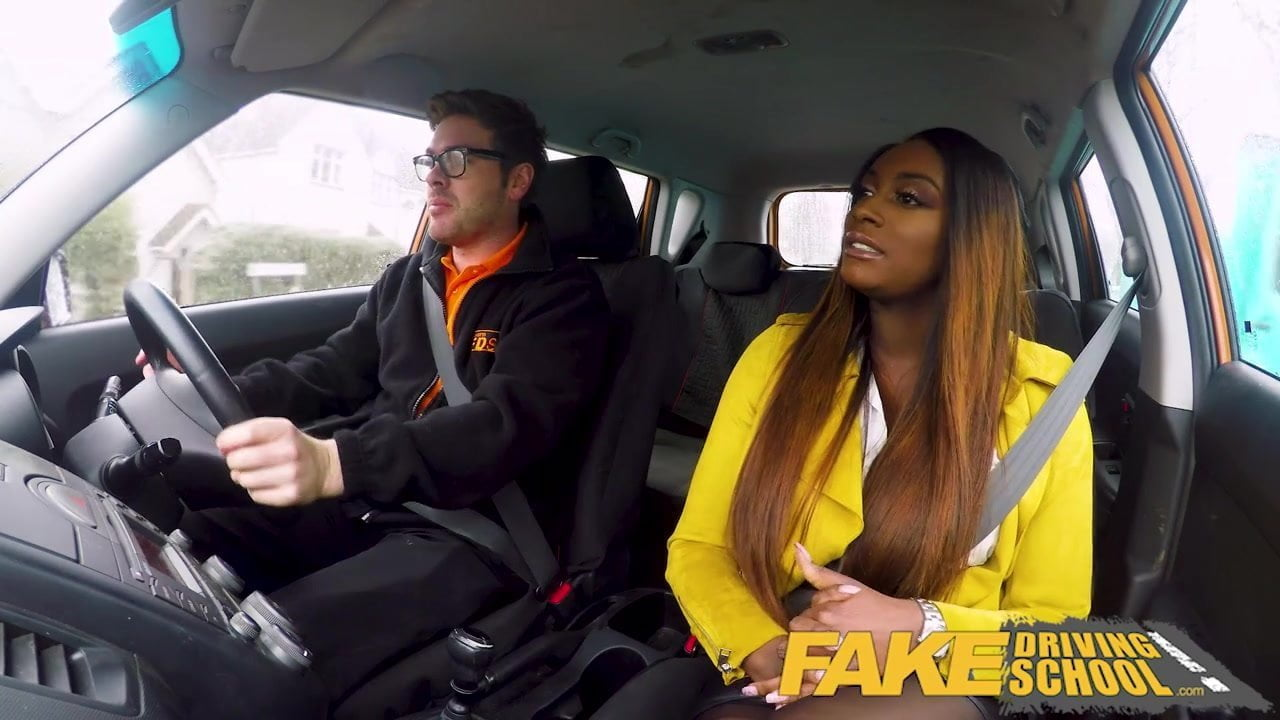 Fake Driving School Red