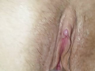 In looking ontario sex wife I look into my wifes pussy with spekulum big klit