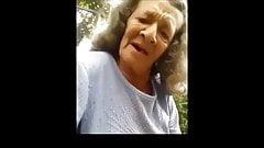 smartphoned sucking granny
