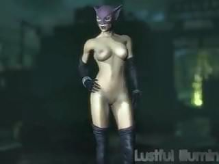 Nude catwoman pics - Nude catwoman
