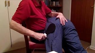 Pyjama spanking