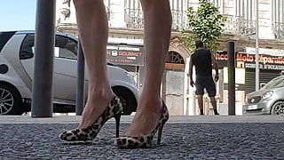 Effervescence se promene en leopard